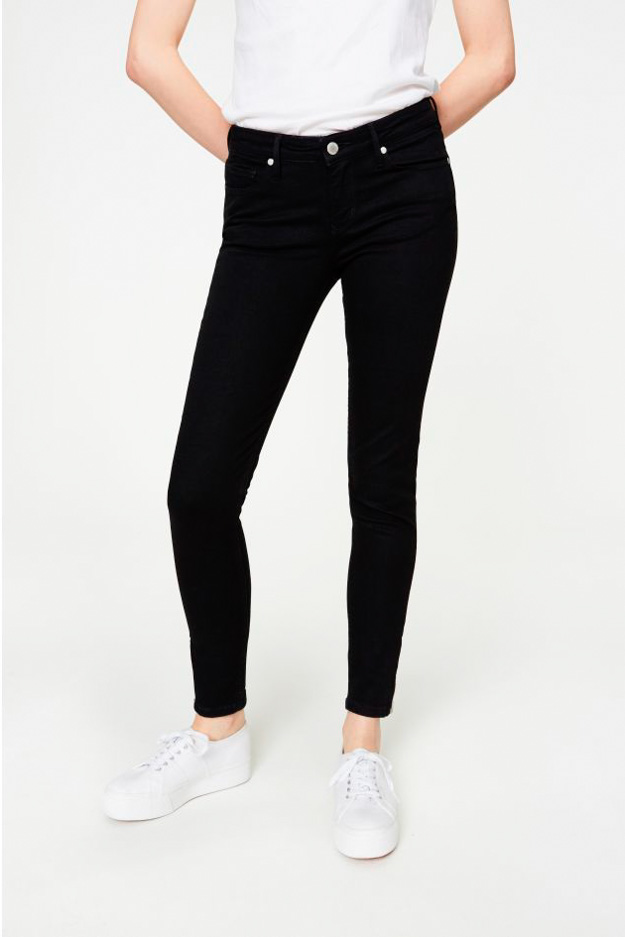 Tilly Cropped - Black